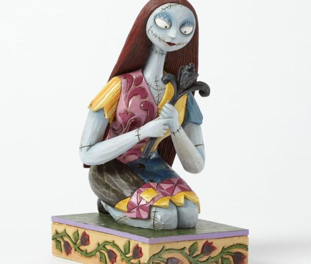 Disney Traditions Sally Season In Bloom By Jim Shore