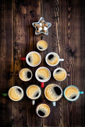 Holiday Coffee in Texas