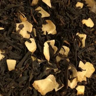 Coconut Pu-Erh Loose Leaf Tea