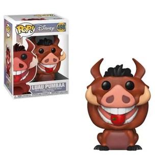 Otto's Granary The Lion King Luau Pumbaa #498 POP! Bobblehead