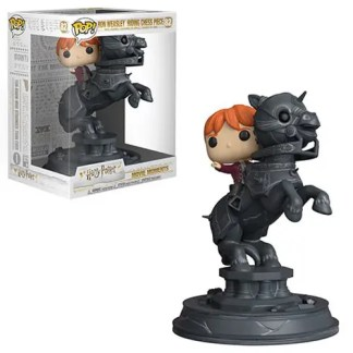 Otto's Granary Harry Potter Ron Riding Chess Piece Pop! Vinyl Figure Movie Moments #82 POP! Bobblehead
