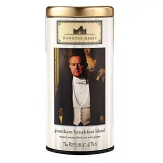 Otto's Granary Downton Abbey® Organic Grantham Breakfast Blend Tea by The Republic of Tea