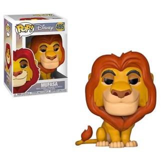 Otto's Granary The Lion King Mufasa #495 POP! Bobblehead