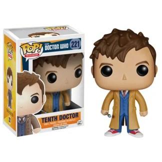 Otto's Granary Doctor Who 10th Doctor #221 POP! Bobblehead