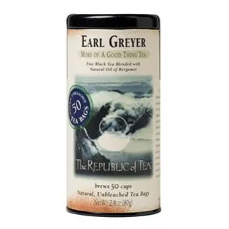 Otto's Granary Earl Greyer Black Tea by The Republic of Tea