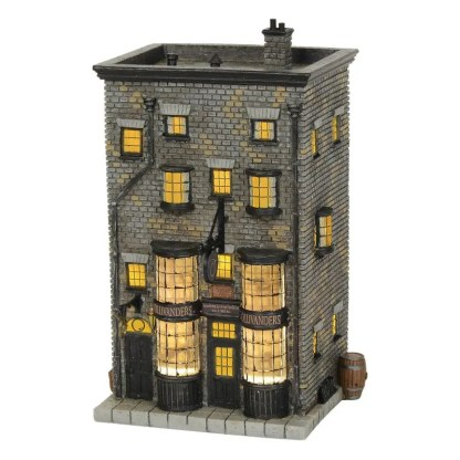 Otto's Granary Ollivanders Wand Shop - Harry Potter Village