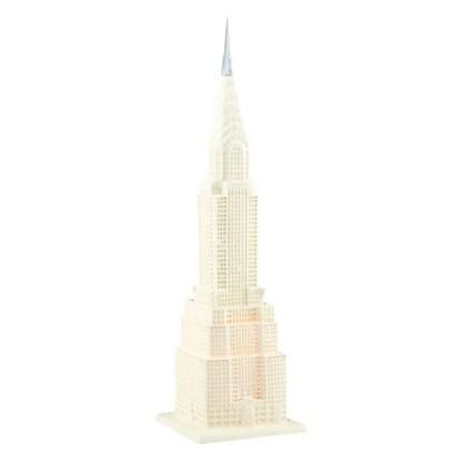 Otto's Granary Chrysler Building, Lit - Village Spotlights