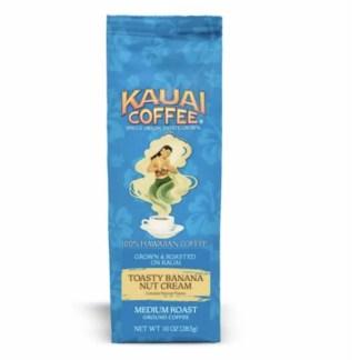 100% Kauai Coffee Toasty Banana Nut Cream