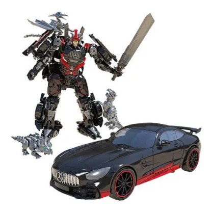 Otto's Granary Transformers Studio Series Deluxe Drift with Baby Dinobots Sharp-T, Pterry, and Tops - Exclusive