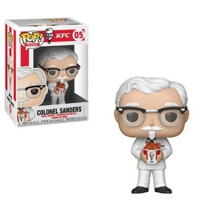 Otto's Granary KFC Colonel Sanders #05 POP! Bobblehead