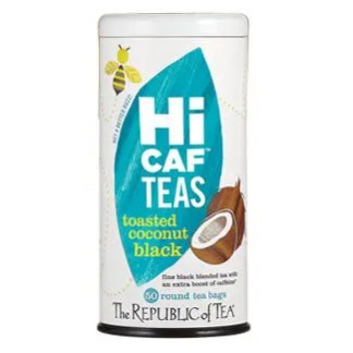 Otto's Granary HiCAF® Toasted Coconut Black Tea by The Republic of Tea
