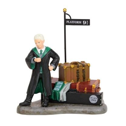Otto's Granary Draco Waits at Platform 9 3/4 - Harry Potter Village