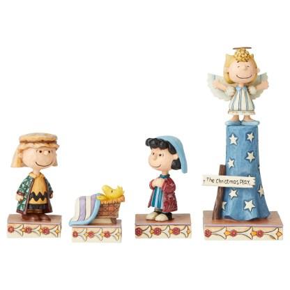 Christmas Pageant Set #1 - Peanuts by Jim Shore 6004972