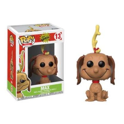 Dr. Seuss The Grinch Max the Dog #13 Pop! Vinyl Figure