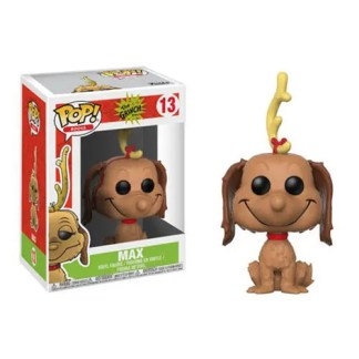 Otto's Granary Dr. Seuss The Grinch Max the Dog #13 Pop! Vinyl Figure