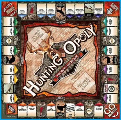 Hunting-opoly