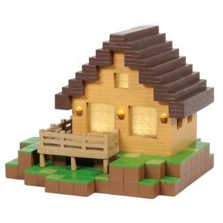 Otto's Granary Minecraft House by Dept 56