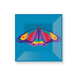 Plate Butterflies Soar by Where the Heart Is 4053874