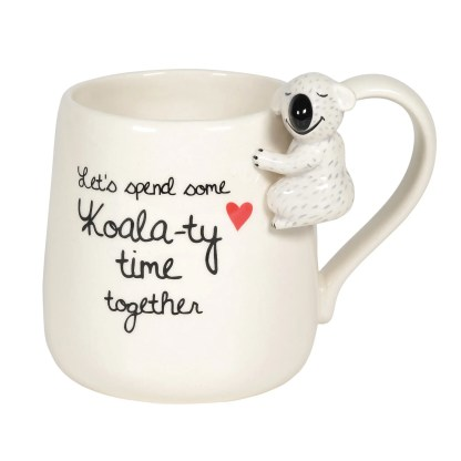 Otto's Granary Sculpted Koala Mug by Our Name Is Mud