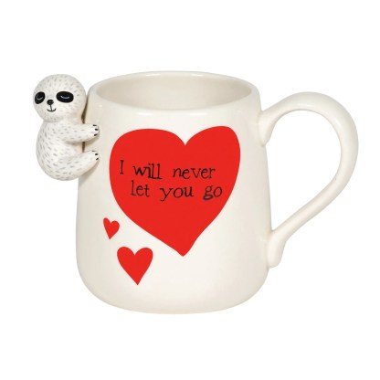 Sculpted Sloth Mug by Our Name Is Mud - 6005729