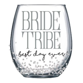 Otto's Granary Bride Tribe Rocks Glass by Our Name Is Mud