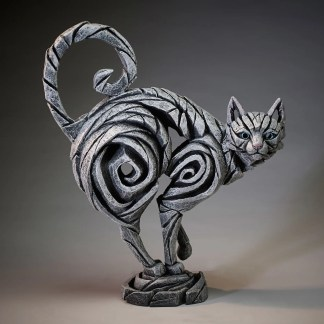 Otto's Granary Cat Figure by Edge Sculpture