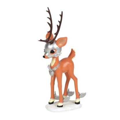 Otto's Granary Dasher Reindeer Figurine by Dept 56