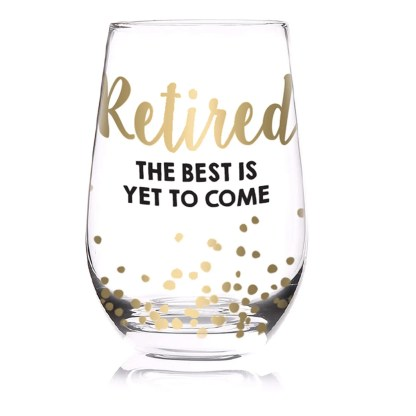 Otto's Granary Retired Stemless Wine Glass by Our Name Is Mud