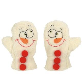 Otto's Granary Snowman Mittens by Dept 56