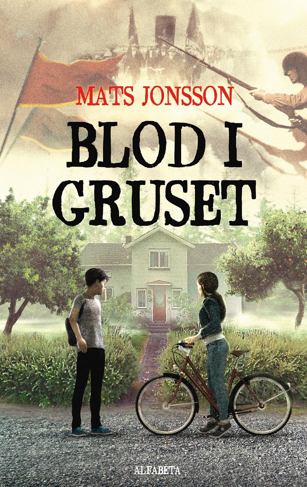 Blod i gruset av Mats Jonsson