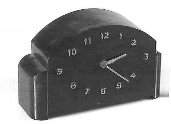 """Electric Clock - England, circa 1950"" is licensed under CC BY 4.0"