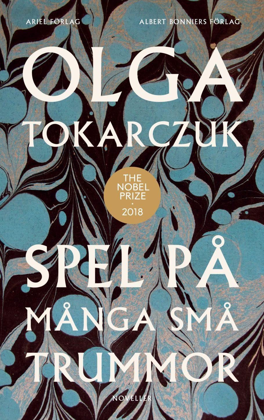 Spel på många små trummor av Olga Tokarczuk
