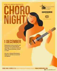 choro night epm holanda
