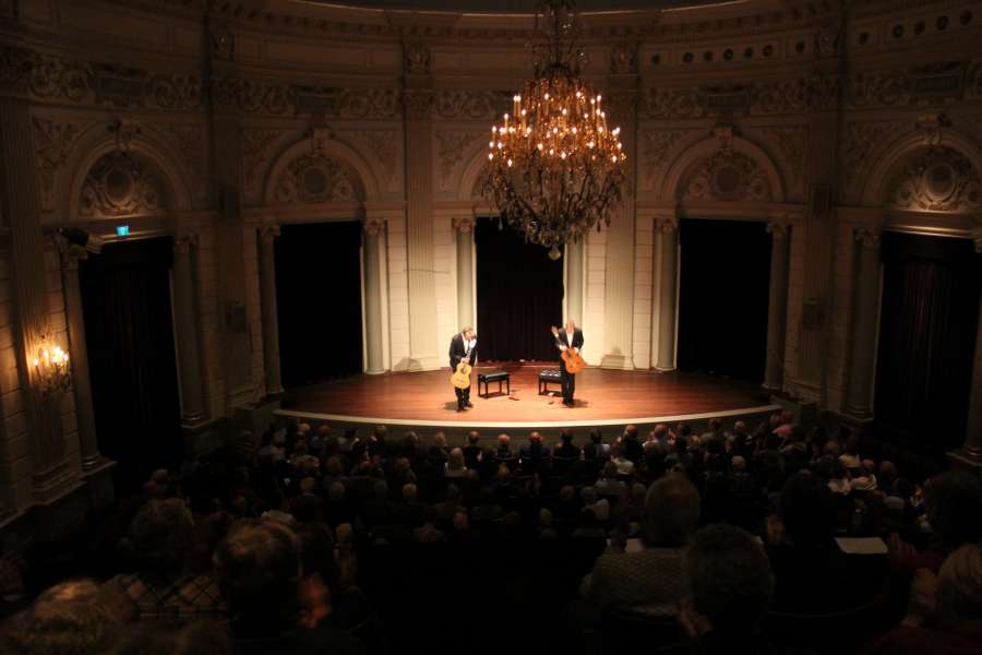 Montenegrin Guitar Duo Concertgebouw