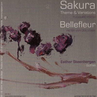 sakura cd esther steenbergen - small