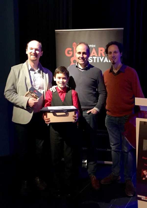 Matthijs_van_Delft_wint_GitaarConcours