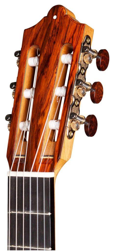 headstock Otto Vowinkel Concert model