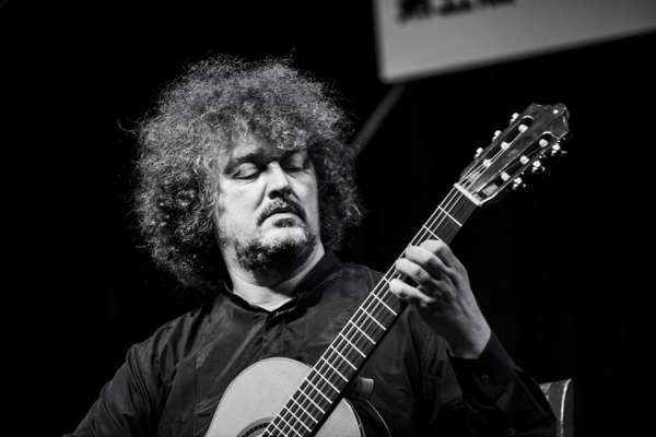 Zoran Dukic in Changsha Guitar Festival