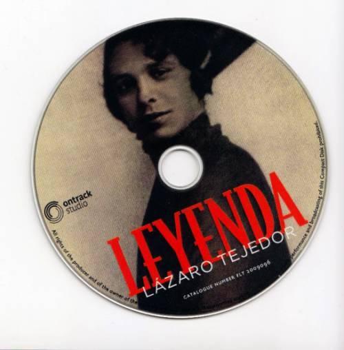Leyenda-Lazaro-Tejedor_CD