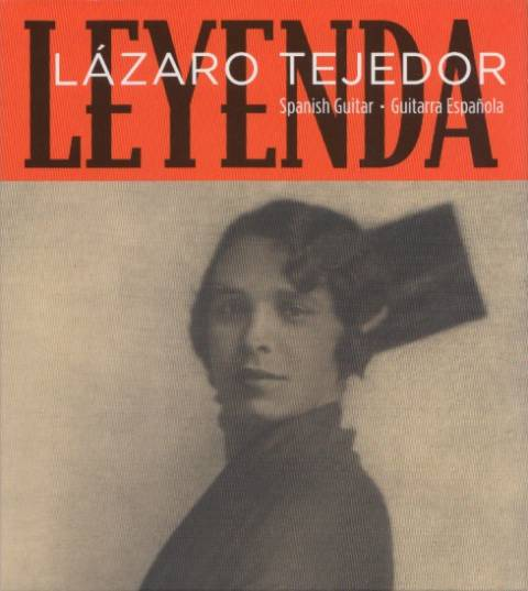 Leyenda - Lazaro Tejedor_CD_Cover