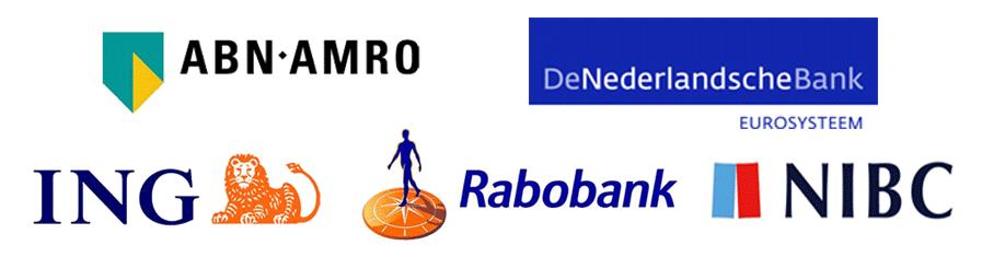 ABN-AMRO, ING, Rabobank, NIBC