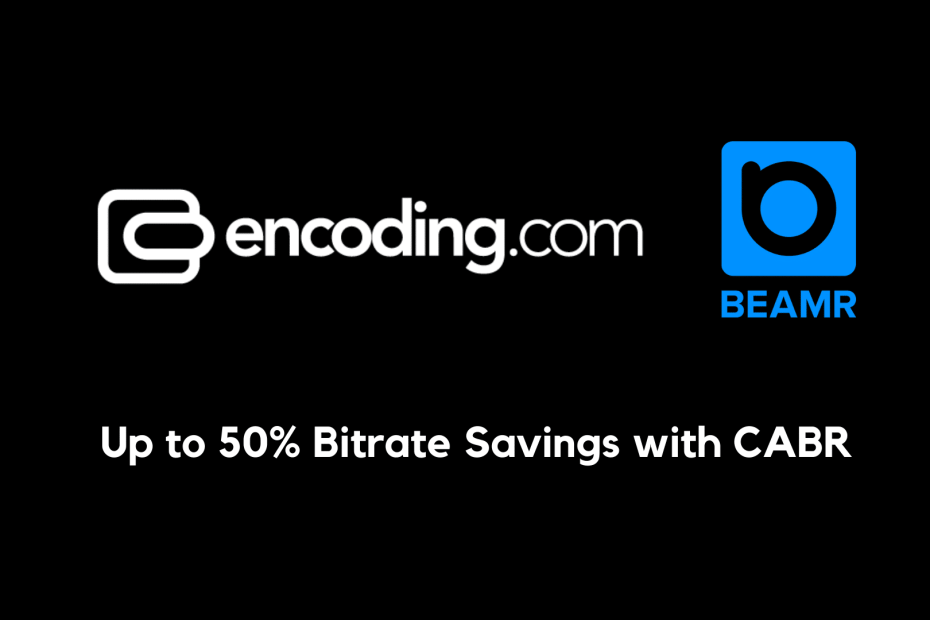 Encoding.com Beamr CABR