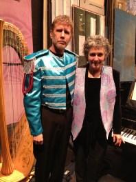Susan and Patrick, The Fantasticks at Ga Perimeter College January. 2013