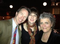 Twains performance 4/12 Bo, Amy Susan trumpet, flute, harp