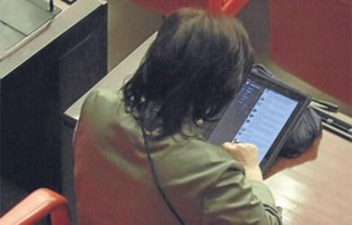 tablet pc milletvekili