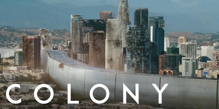 En iyi bilim kurgu dizileri 2019 Colony