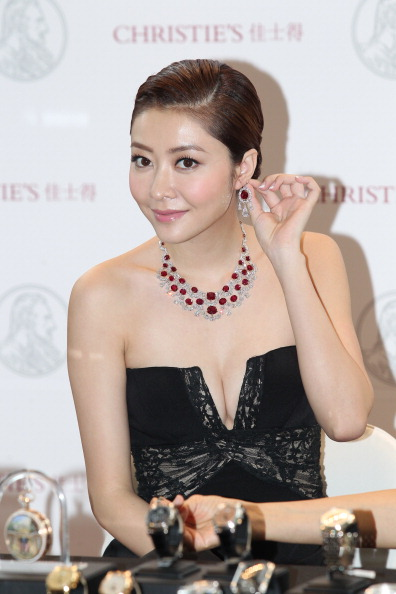 Lynn Hung in Hong Kong