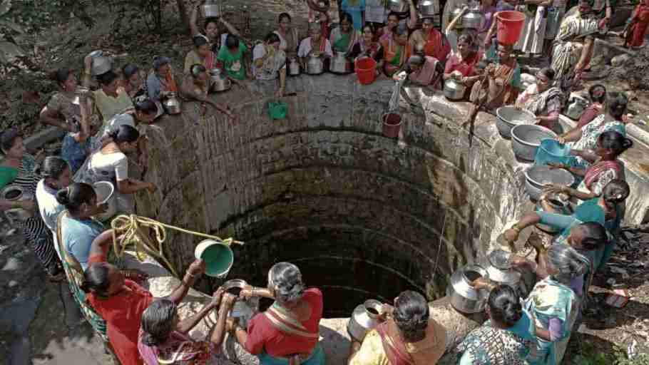 Water Crisis Reuters 2