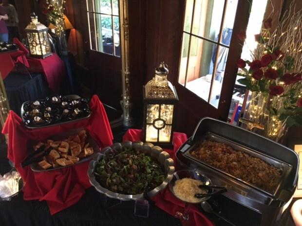 corporate events catering sacramento area