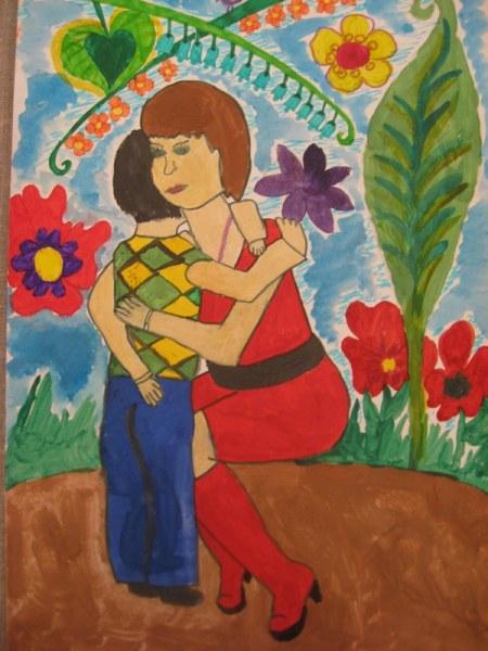 Картинки на 8 марта в школу на конкурс, новым годом